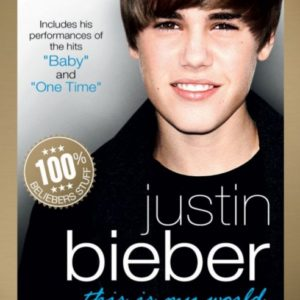 Justin Bieber - This Is My World - DVD - Film