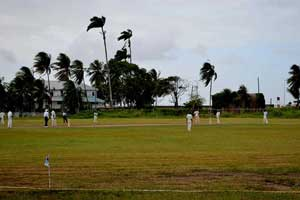 Fakta: Cricket er nationalsporten i Guyana