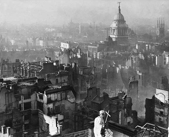 Fakta: London attackerades 29 december 1940